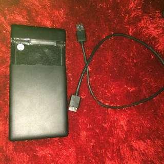 USB To Hardrive Reader/port