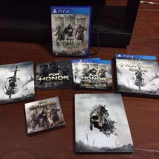 PS4 榮耀戰魂(中文版)含特典、鐵盒