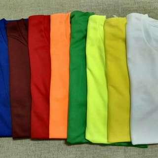 Plain Drifit Shirt