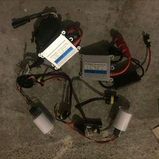 H3 HID Conversion Kit