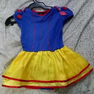 Snow White Onesies Costume