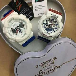 💑G-Shock and Baby-G Lovers Collection💑