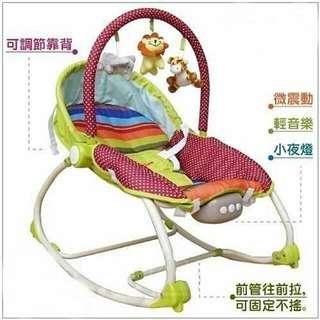 全新Mother's Love 寶寶電動搖椅、搖床