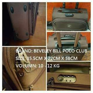 Beverly Hills Polo Club Luggage