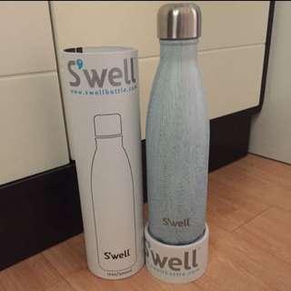 全新美國Swell 保温瓶 500ml, 30% Off 雙層真空不鏽鋼 保溫杯 保暖杯 保冷杯 保溫水杯 保冷水杯