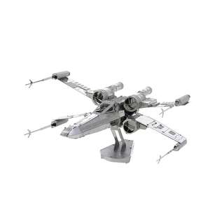 Star Wars X-Wing Fighter Stainless Steel Puzzle Model