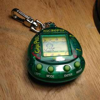 On SALE! 1997 Giga Pets Micropup By Tiger Electronics