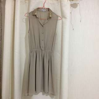 Colorbox Brown Dress