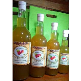 Local Home-Made Apple Cider