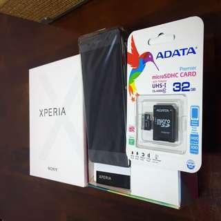 #運費我來出 Sony Xperia XA 黑色低調極簡風