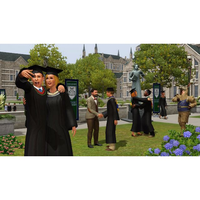 The Sims 3 University Life - Origin Game - 43% OFF