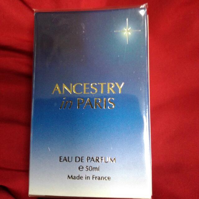 巴黎香頌女性香水