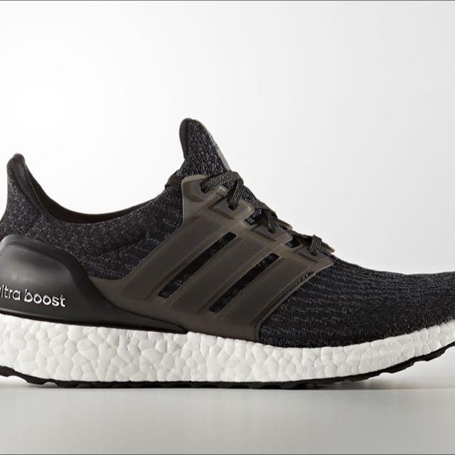 Adidas ultraboost 3.0 Black