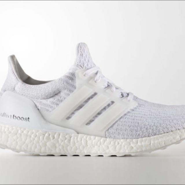 Adidas ultraboost 3.0 white
