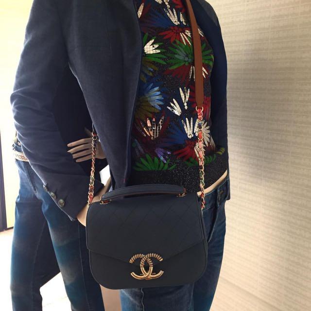 a665063496b7c1 Authentic Chanel Cuba Flap Bag, Women's Fashion, Bags & Wallets on ...