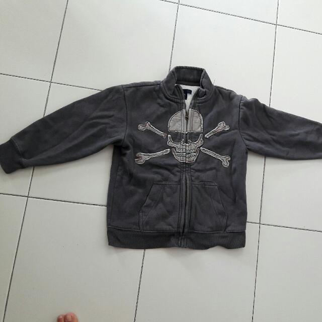 76633c48e authentic Gap kids gapkids sweater jacket for boy