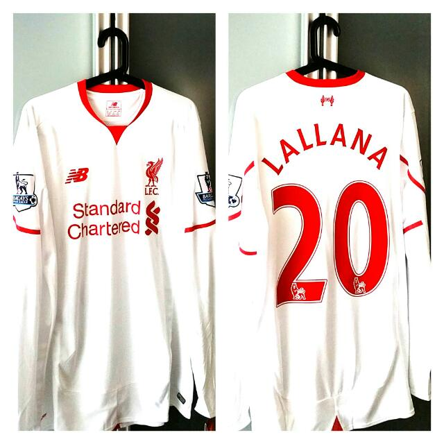 low priced 19d21 9d08a liverpool white jersey - allusionsstl.com