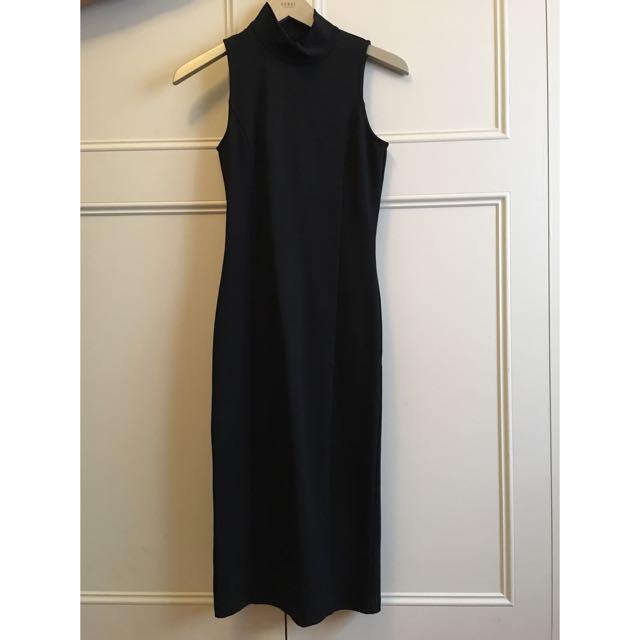Bardot Skivvy Midi Dress