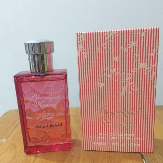 FREE ONGKIR Beautiful Woman Eau De Parfum