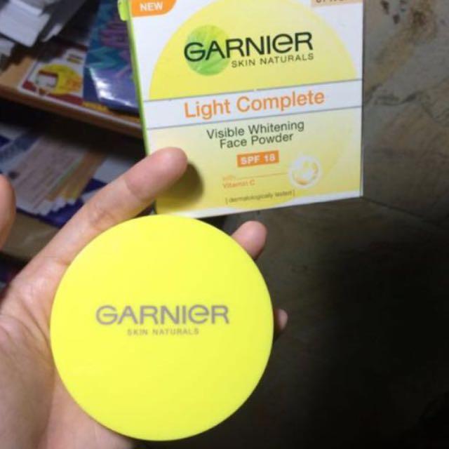 Bedak Garnier Powder