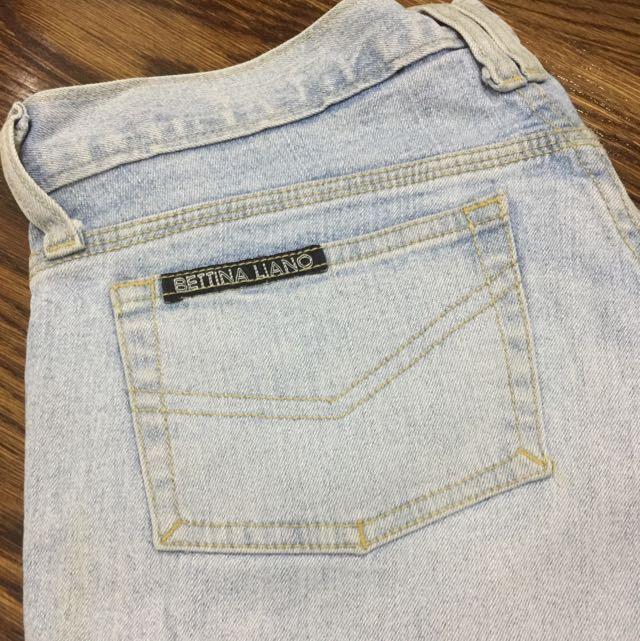 Bettina Piano jeans