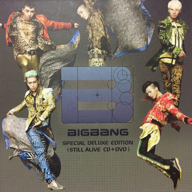 BIGBANG專輯 Still Alive