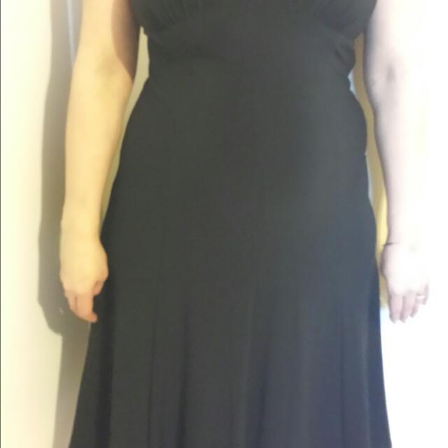 Black Dress Worn Once