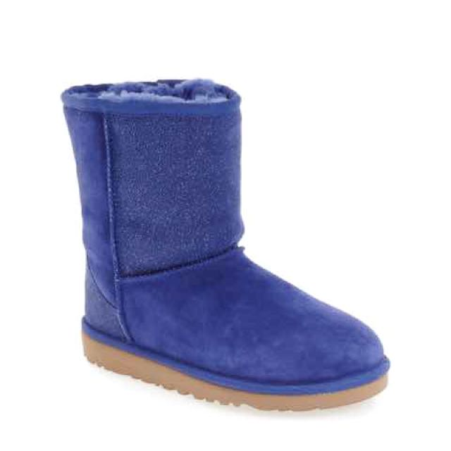 Authentic Blue Uggs (Toddlers)