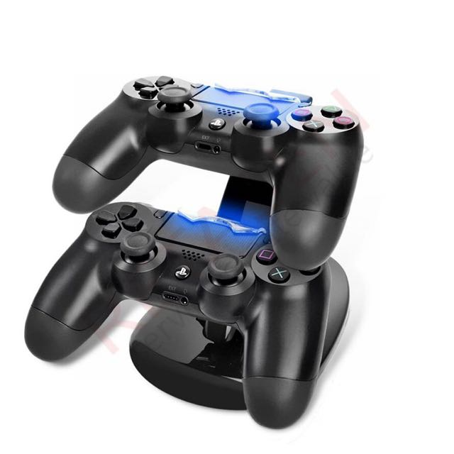 Brand New, in the Box Worldnect Dual Charging Stand for PS4 Controllers!!
