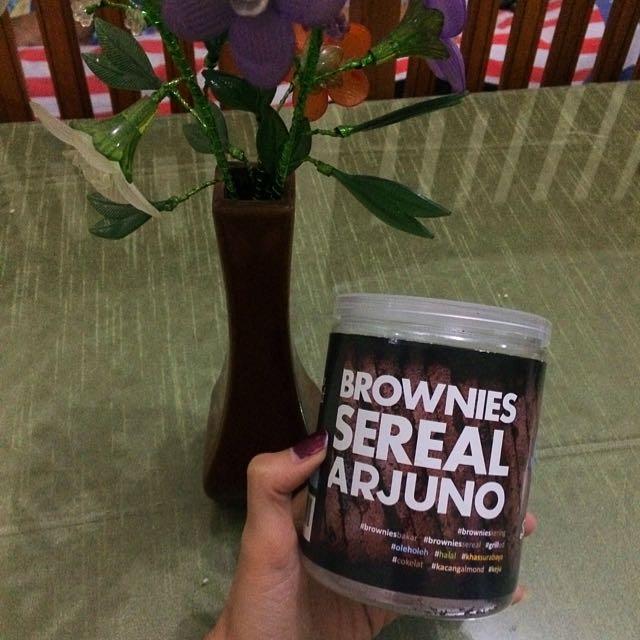 brownies sereal arjuno