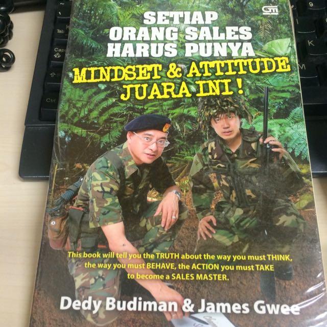 Buku Mindset & Attitude