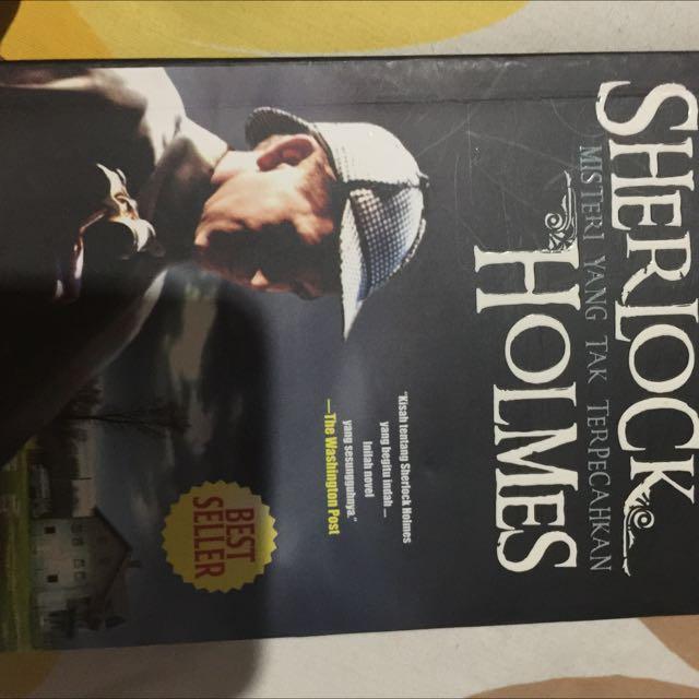 Buku Sherlock Holmes Best Seller