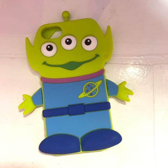 Case Little Green Man