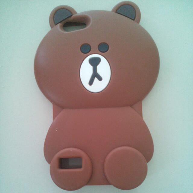 Casing HP Model Brown