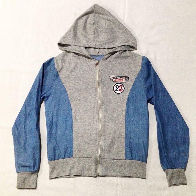 Cotton x Denim Jacket