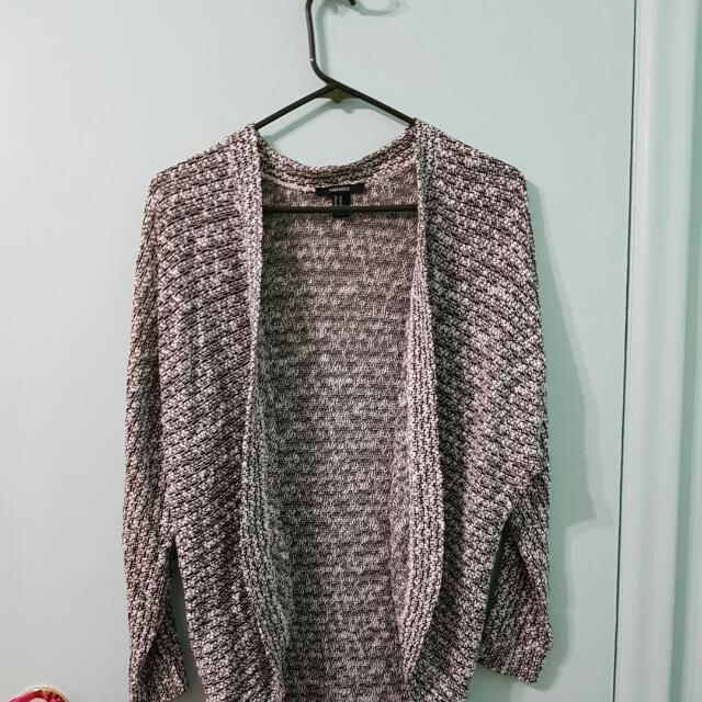 Cozy Forever 21 Cardigan