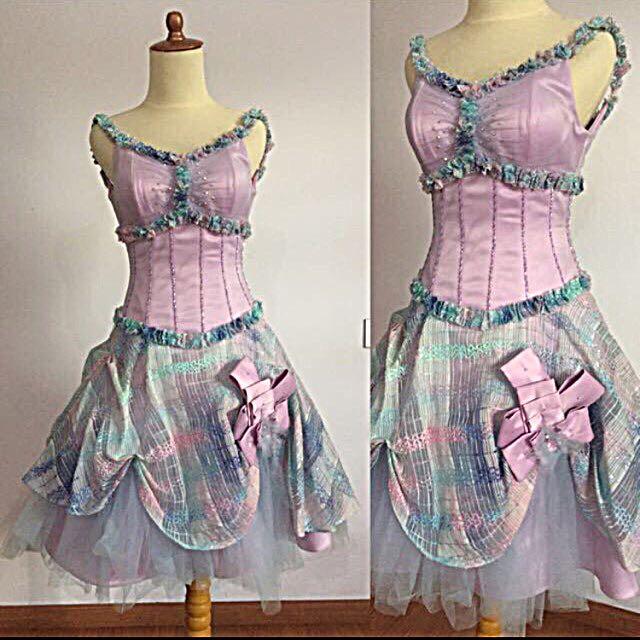 Dazzling Unicorn Dress