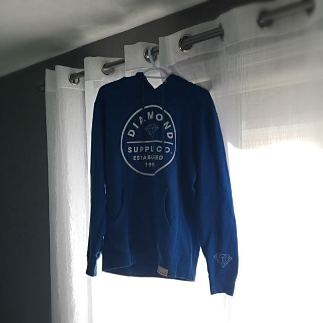 diamond supply co. sweatshirt
