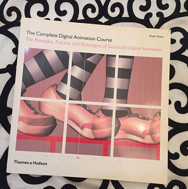 Digital Animation Course Book