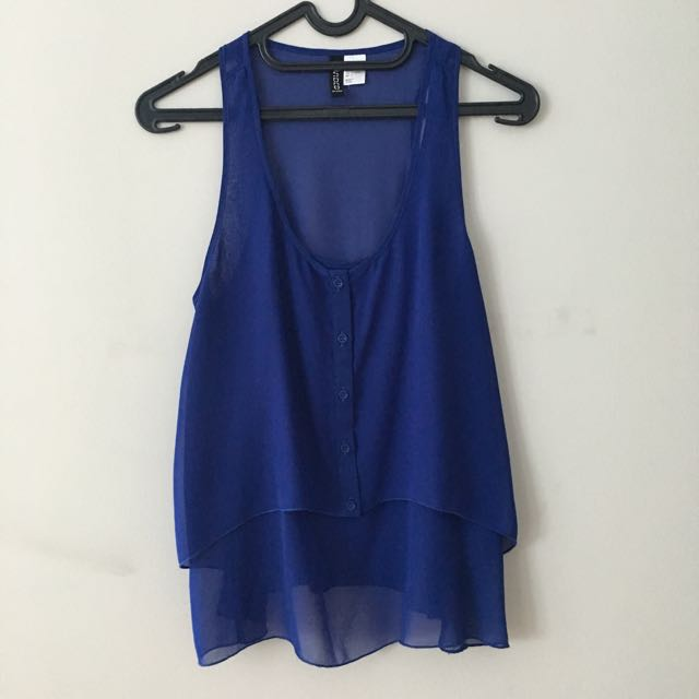 DIVIDED Top Size S