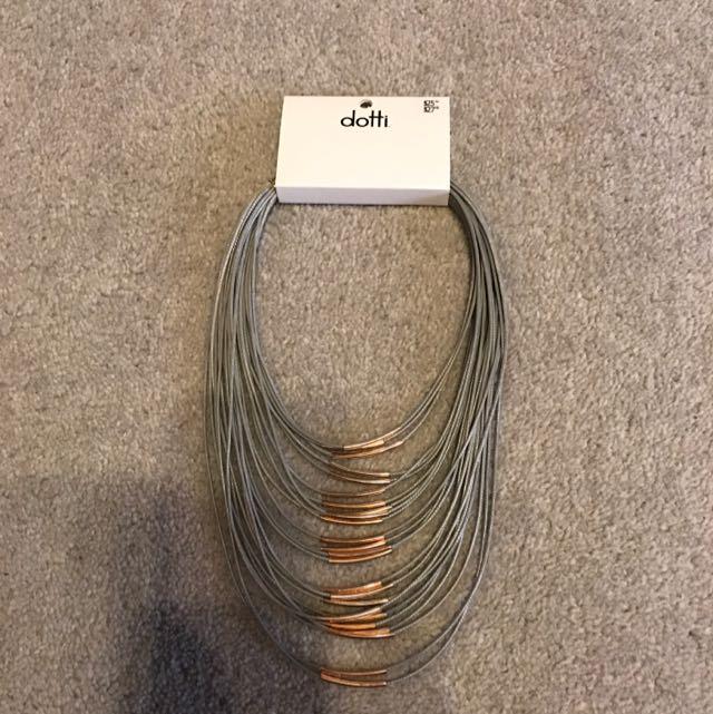 dotti layered necklace!