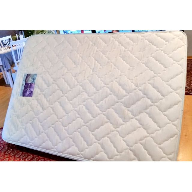 Double Spring Bed Mattress  (Quick Sell!!)