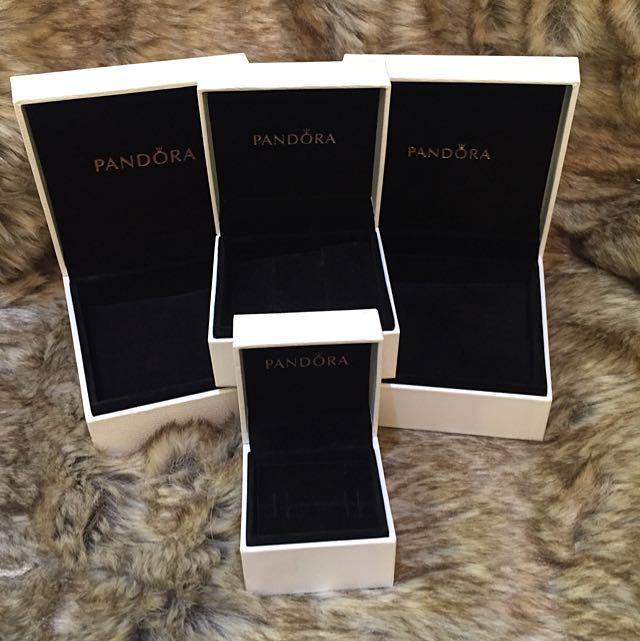 Empty Pandora Boxes