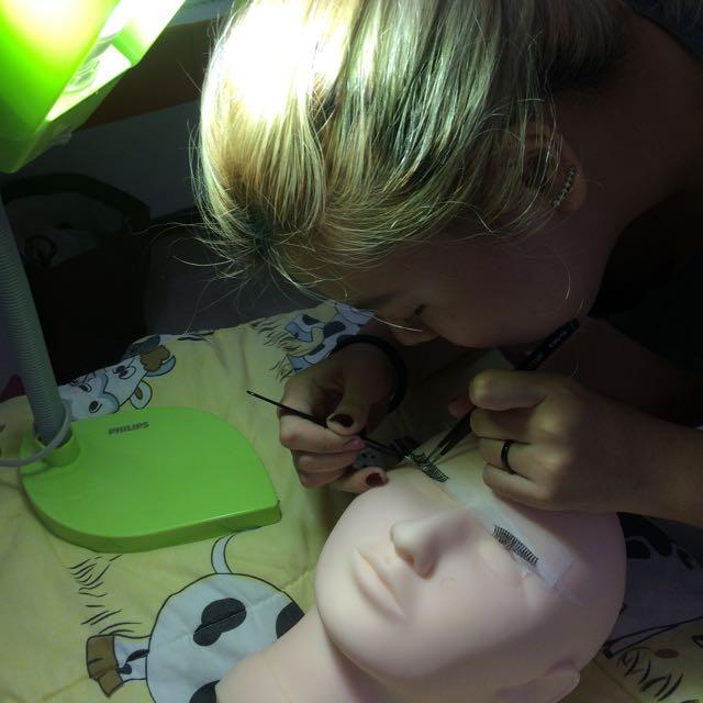 Eyelash Extension Course