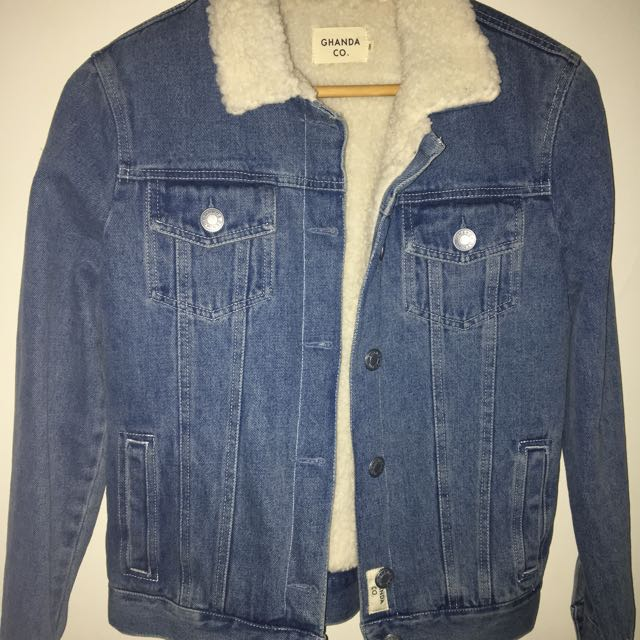 Ghanda Denim Jacket