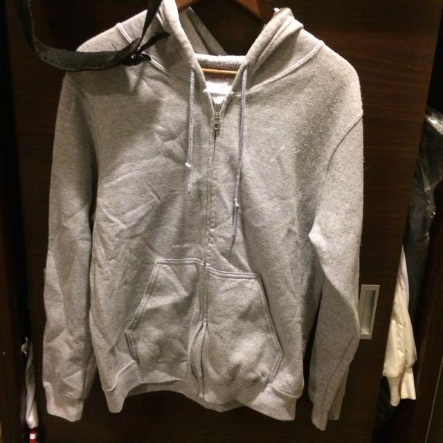 Gilden 灰色 素色 外套