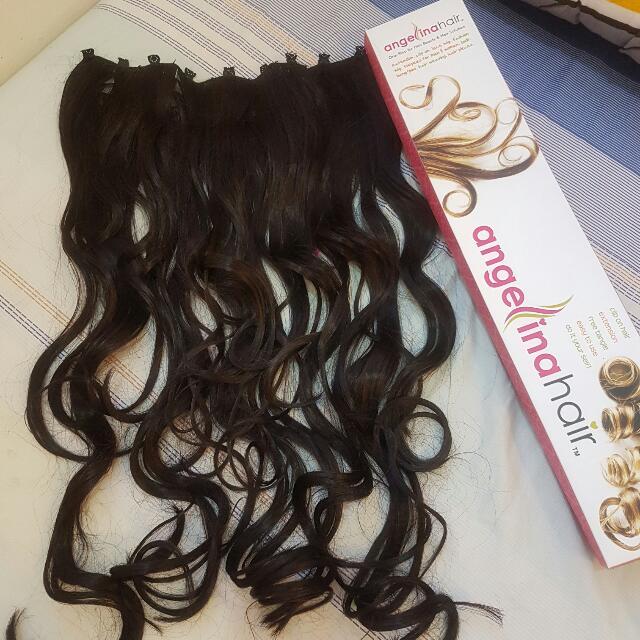 Hair Ashley Darkbrown