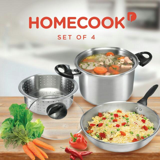 Home Cook Set of 4