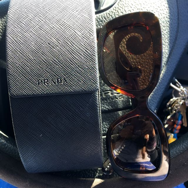 Authentic Prad Sunglasses
