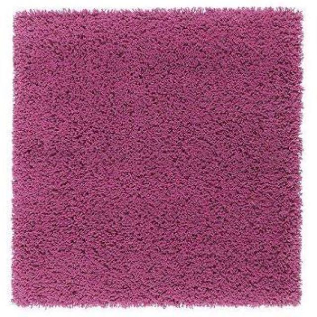 IKEA Dark Pink Rug